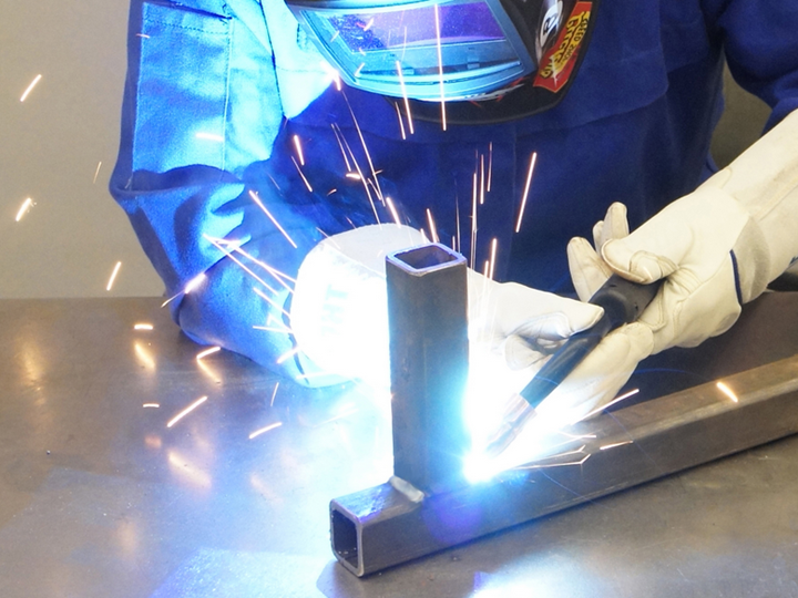 SAC-100: Intro to MIG Welding