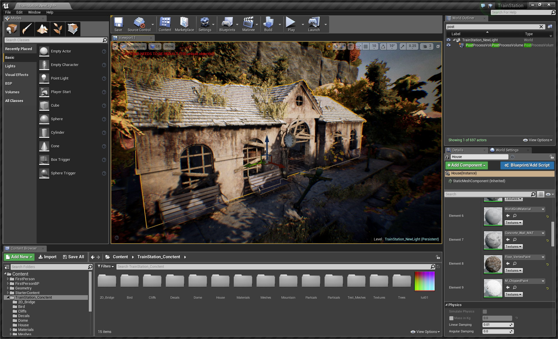 creating an rpg in unreal engine 4