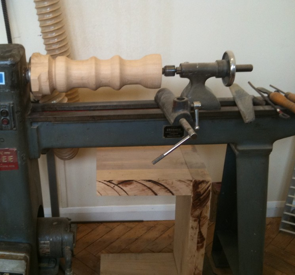 SAC-103: Intro to Using the Wood Lathe